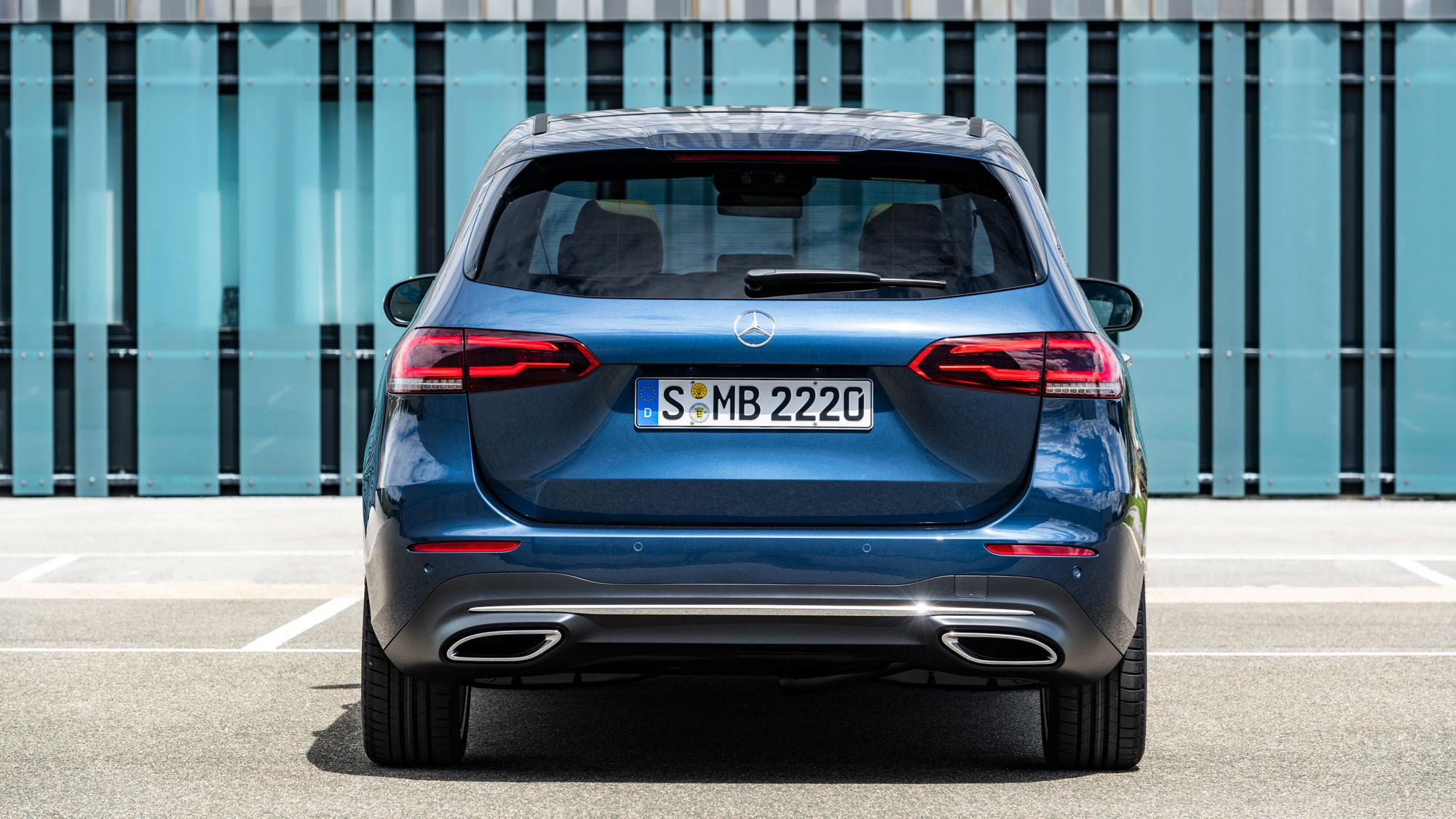 New Mercedes B Class The Mpv To Take On Suvs Car Magazine