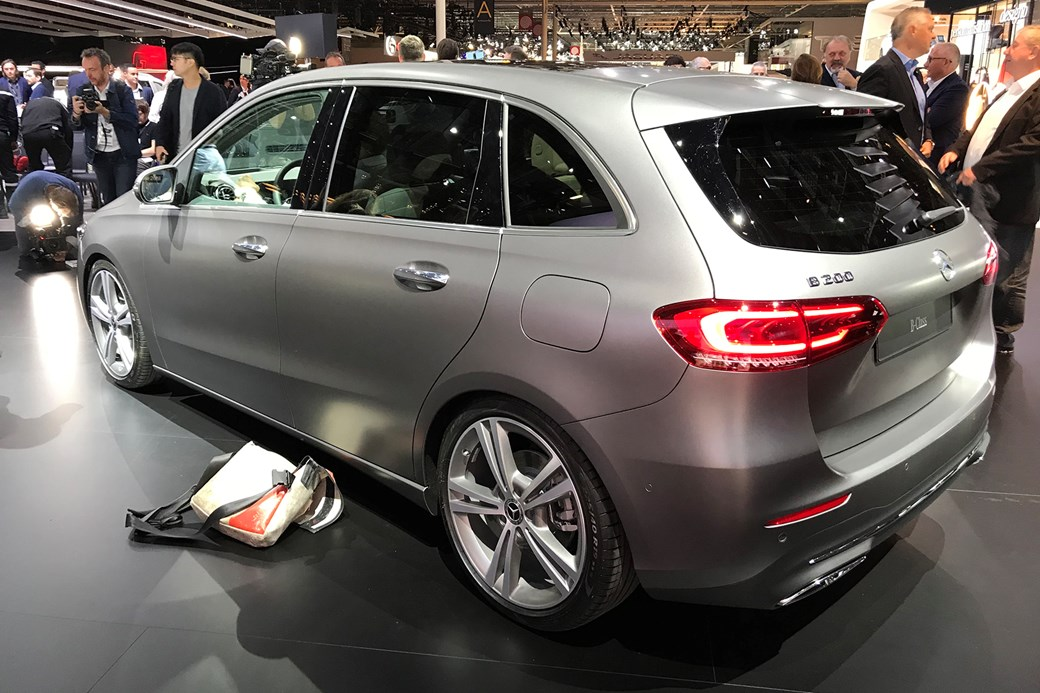 Mercedes Benz B Cl Design And Engineering