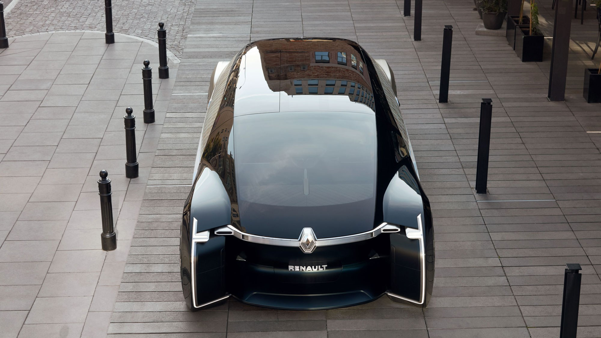 Renault Ez Ultimo A Robo Taxi Concept With Class Car Magazine