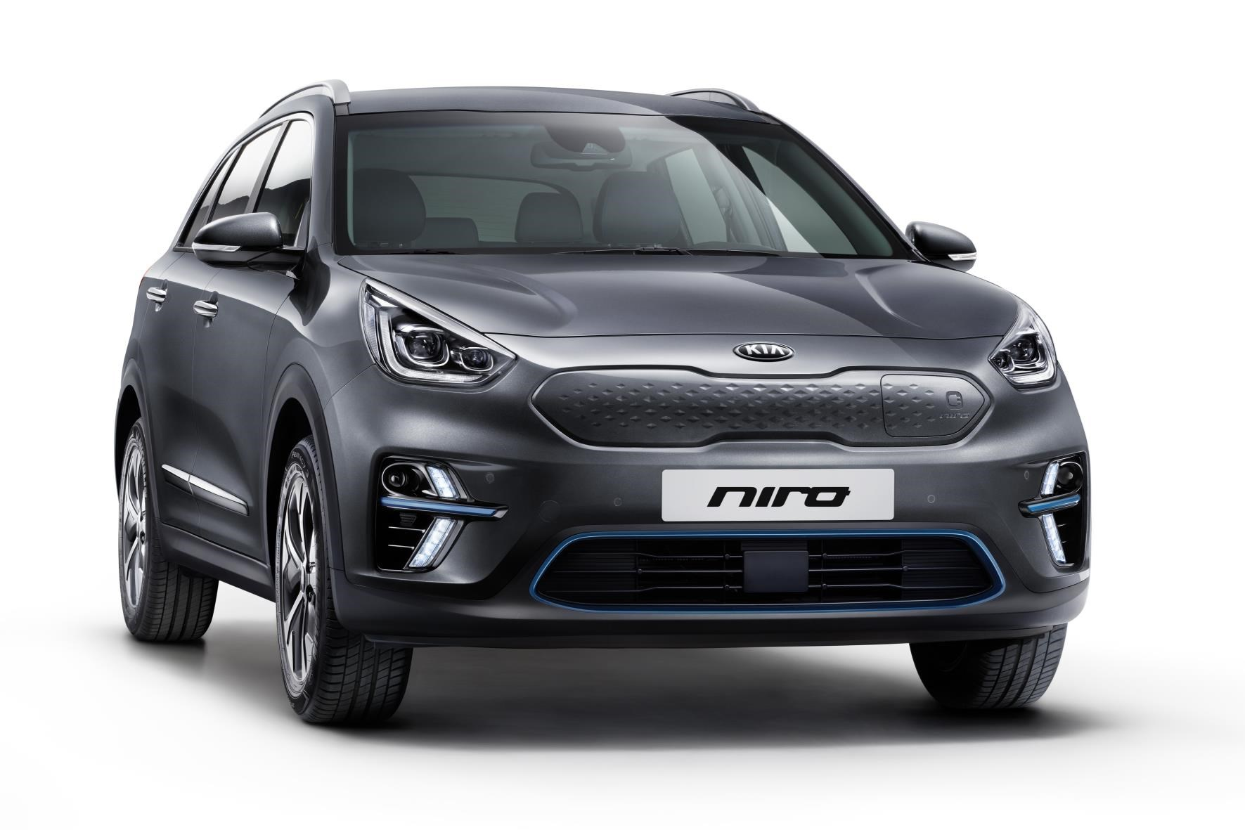 2018 Kia Niro All-electric Model >> Kia E Niro Electric Car Car Magazine