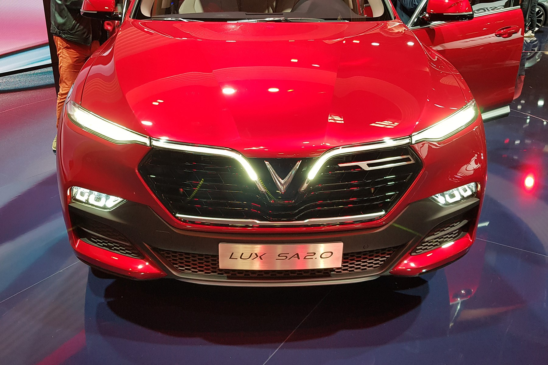 Introducing Vinfast Vietnam S First Volume Car Maker