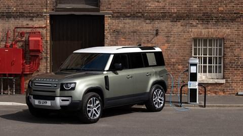 Land Rover Defender plug-in hybrid (PHEV)