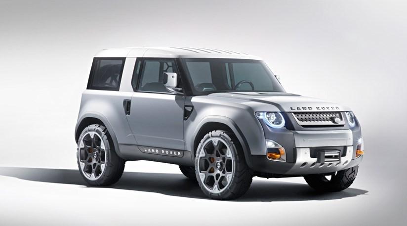 New Land Rover Defender: fresh pics, details | CAR Magazine