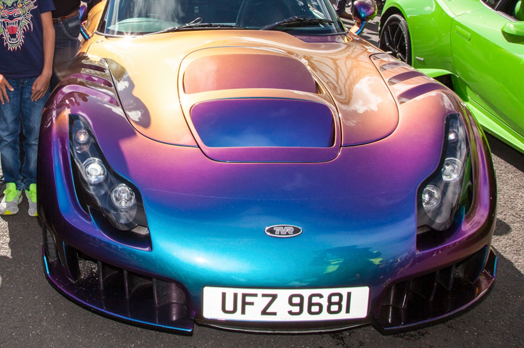 The Car Top 10 Ott Paint Colour Names Car Magazine