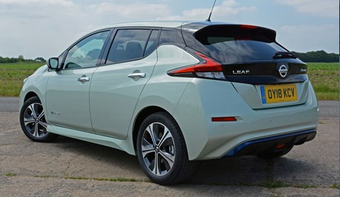 Nissan Leaf long-term test