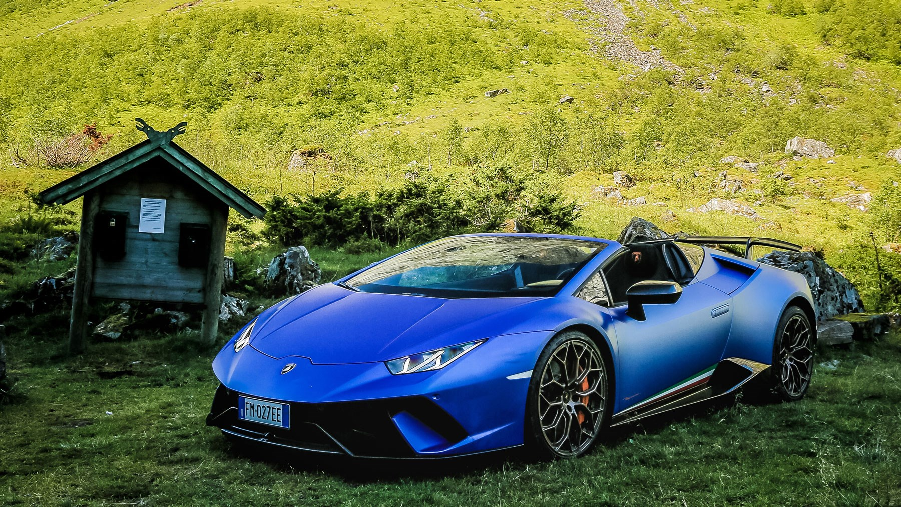 Lamborghini Huracan Performante Spyder Review Drop Top Thrills