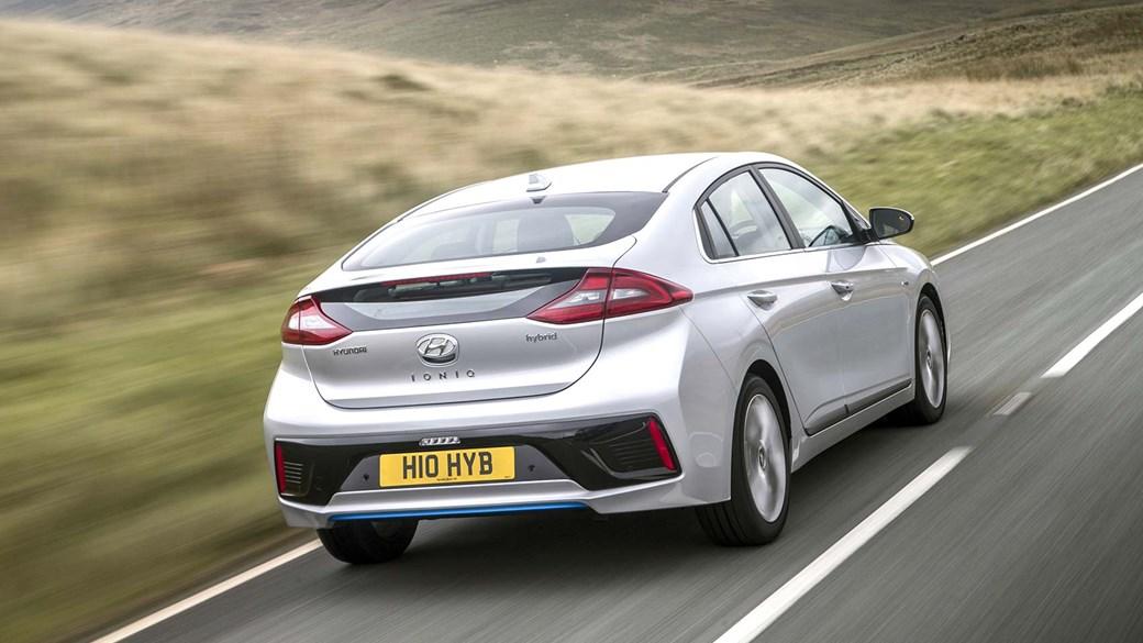 Hyundai Ioniq Hybrid One Of Three Flavours Electric