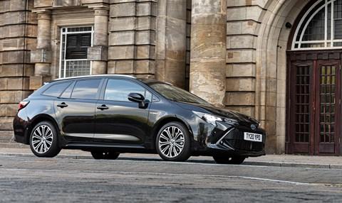Toyota Corolla estate hybrid
