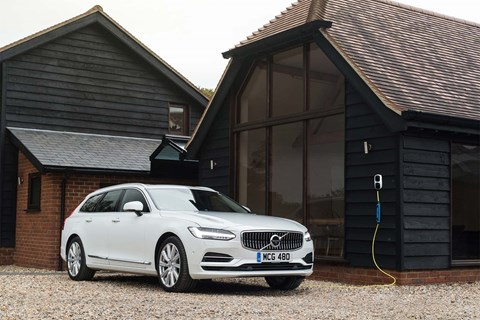Volvo V90 T8 Twin Engine hybrid
