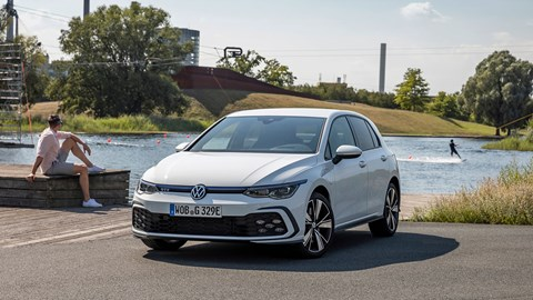 VW Golf GTE plug-in hybrid: the new Mk8 is here
