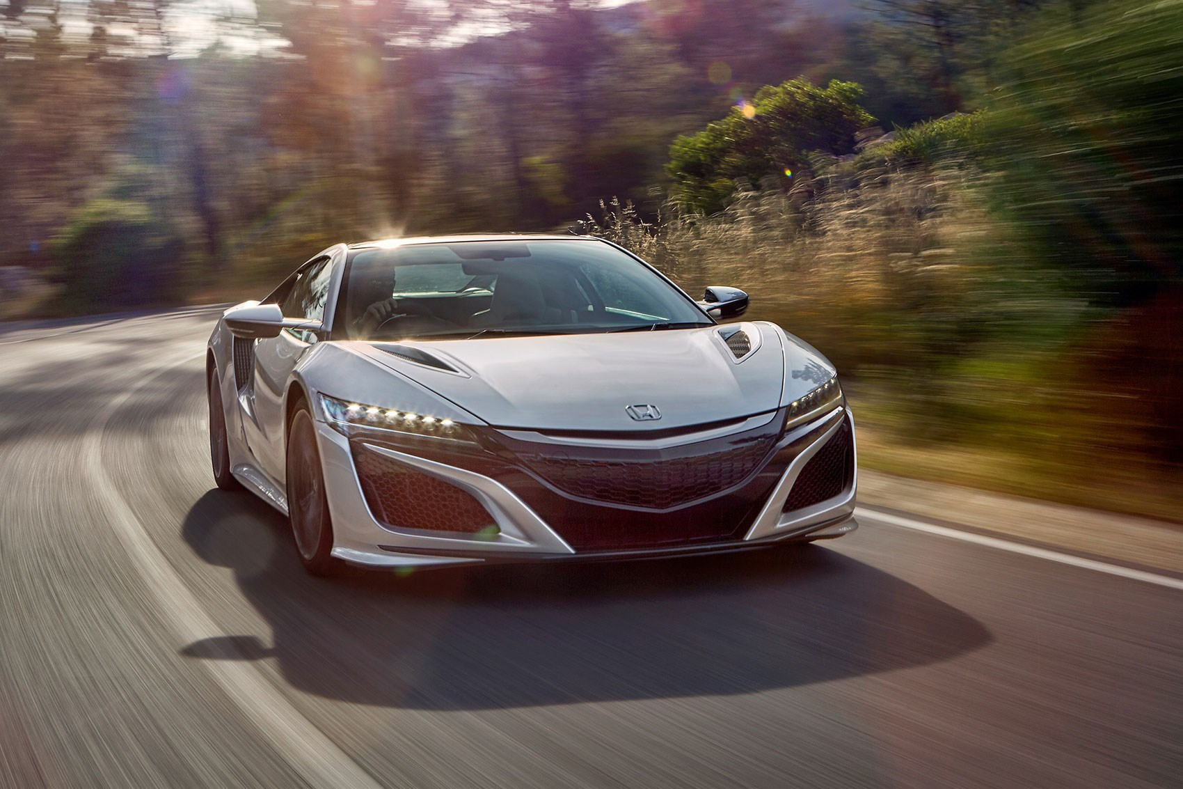 Honda Nsx One Of The Cleverest Hybrid Cars Weve Ever Driven