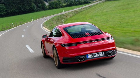 New Porsche 911 Carrera 2 review: a gateway drug to 992