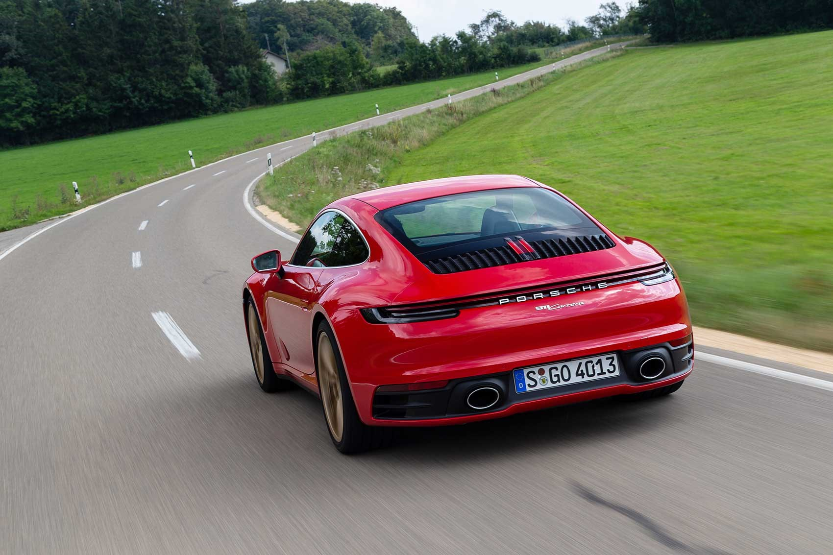 New Porsche 911 Carrera 2 Review A Gateway Drug To 992 Ownership Car Magazine