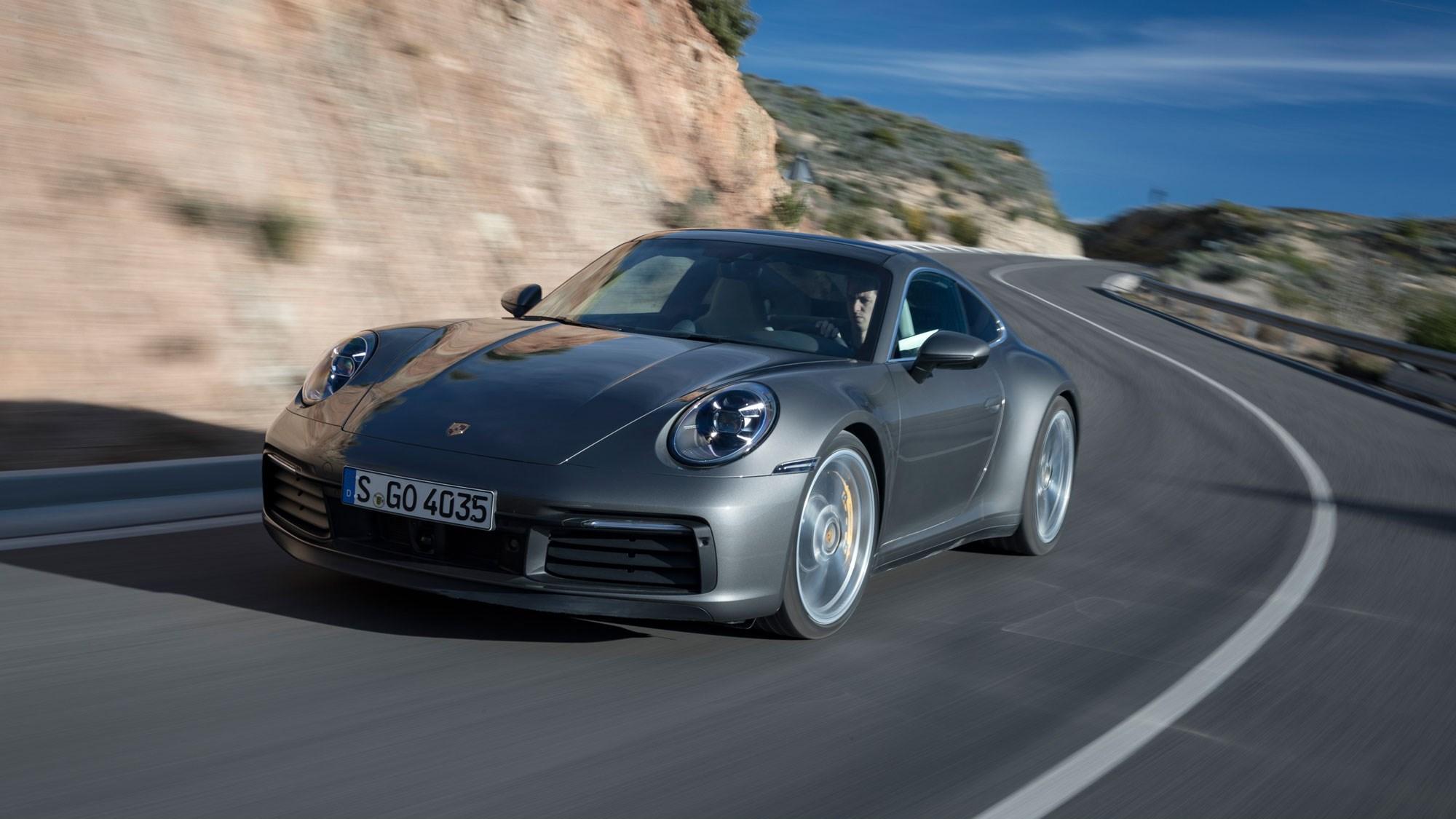 New Porsche 911 992 Review Modern Masterpiece Car