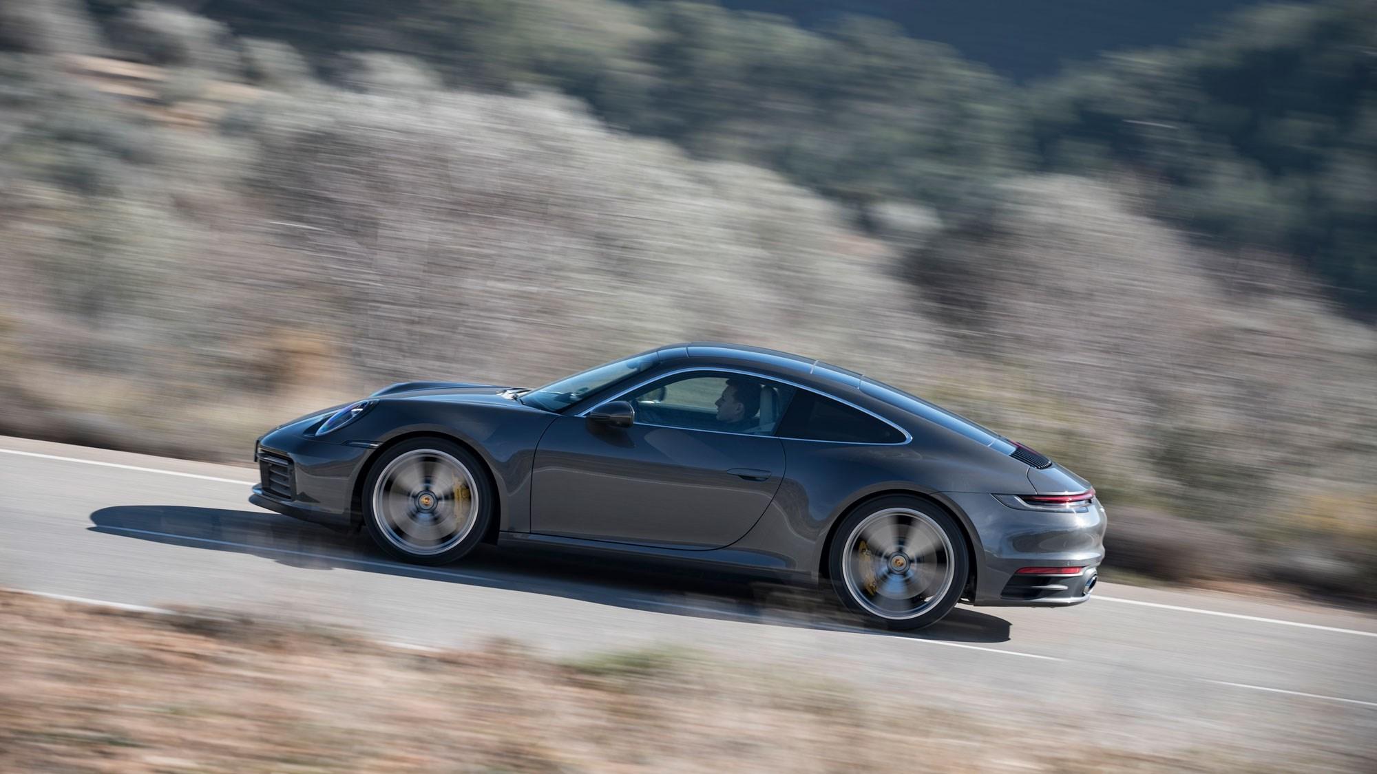 New Porsche 911 Carrera 2 Review A Gateway Drug To 992