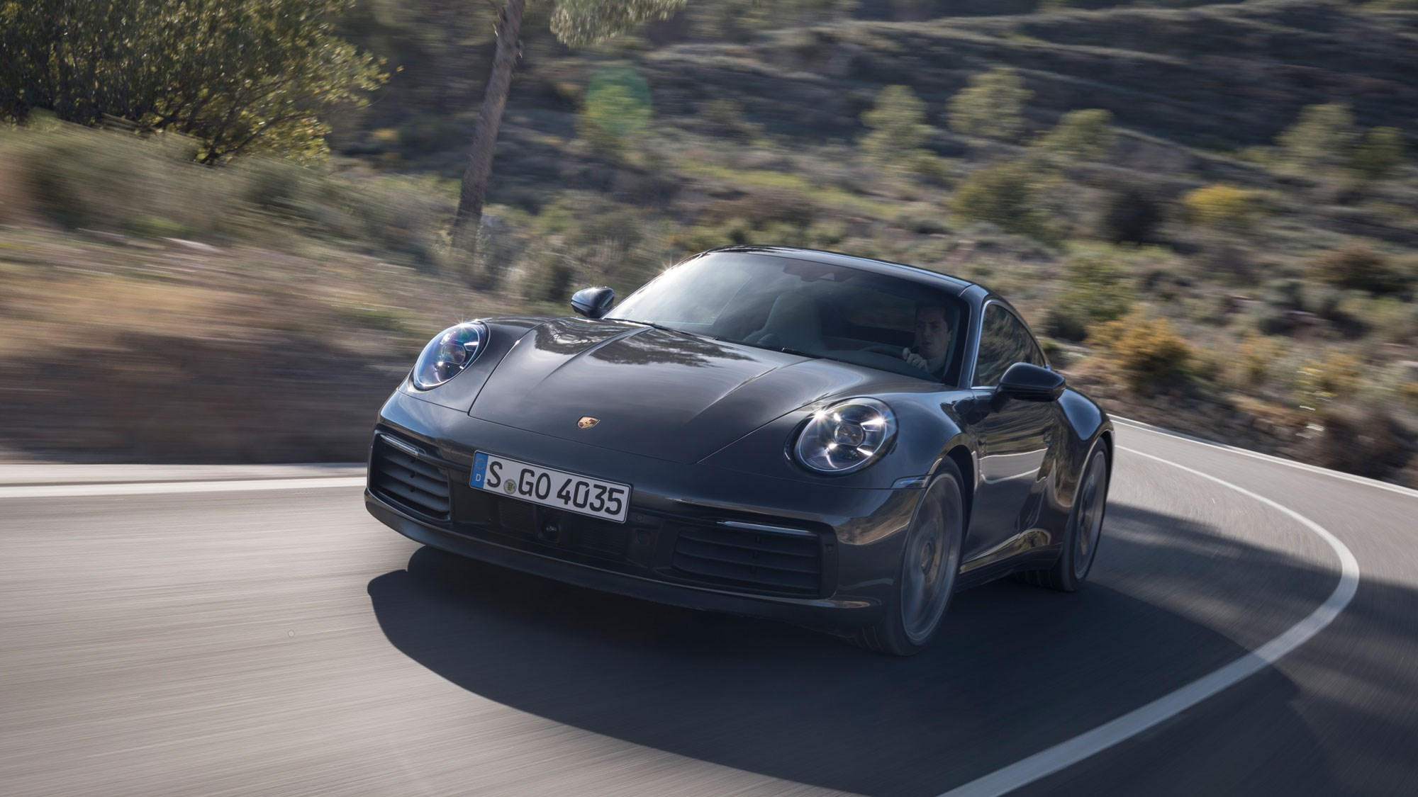 The new Porsche 911 reviewed by CAR magazine