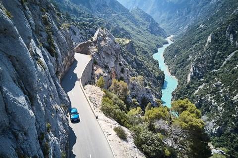 Peugeot 508 Provence overhead