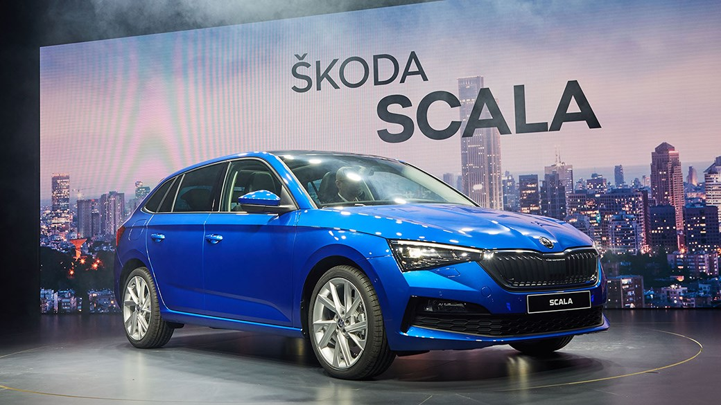 All New Skoda Scala Revealed Car Magazine