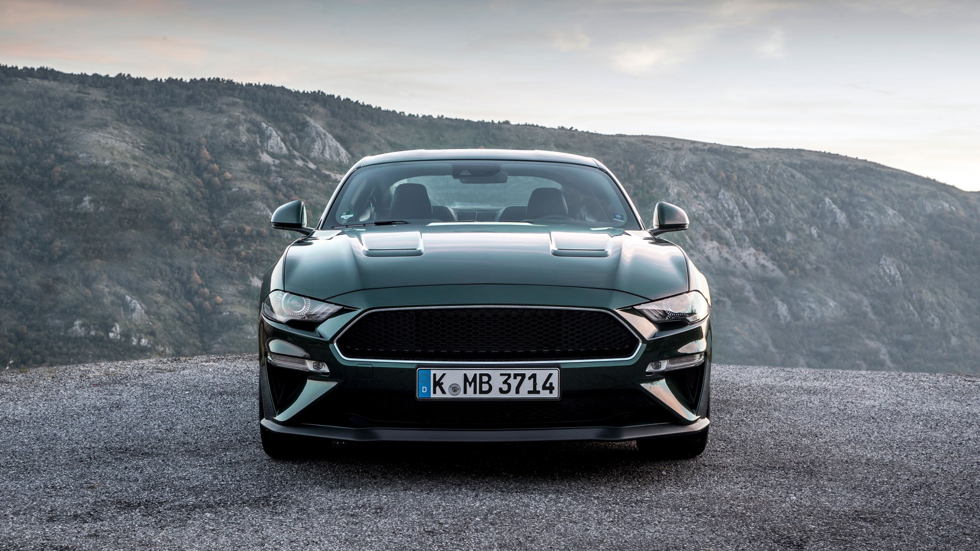 Ford Mustang Lease >> Ford Mustang Bullitt (2019) review: a little more ...