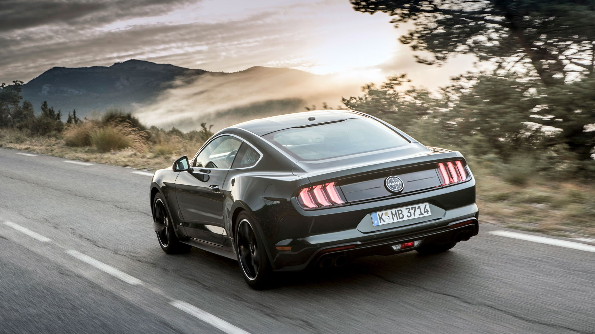 ford mustang bullitt 2019 review a little more. Black Bedroom Furniture Sets. Home Design Ideas