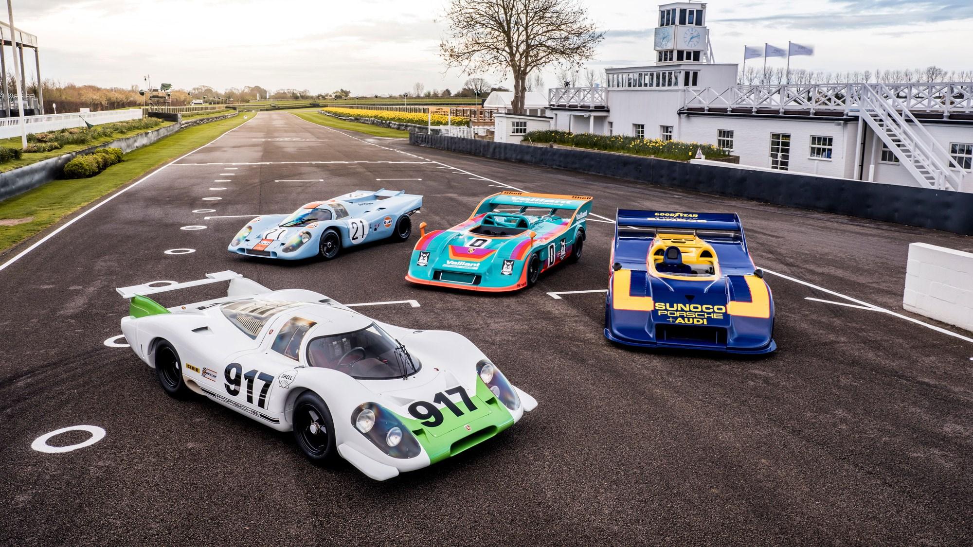 Porsche 917 For Sale >> Porsche 917 At 50 Restoring Chassis 001 Car Magazine