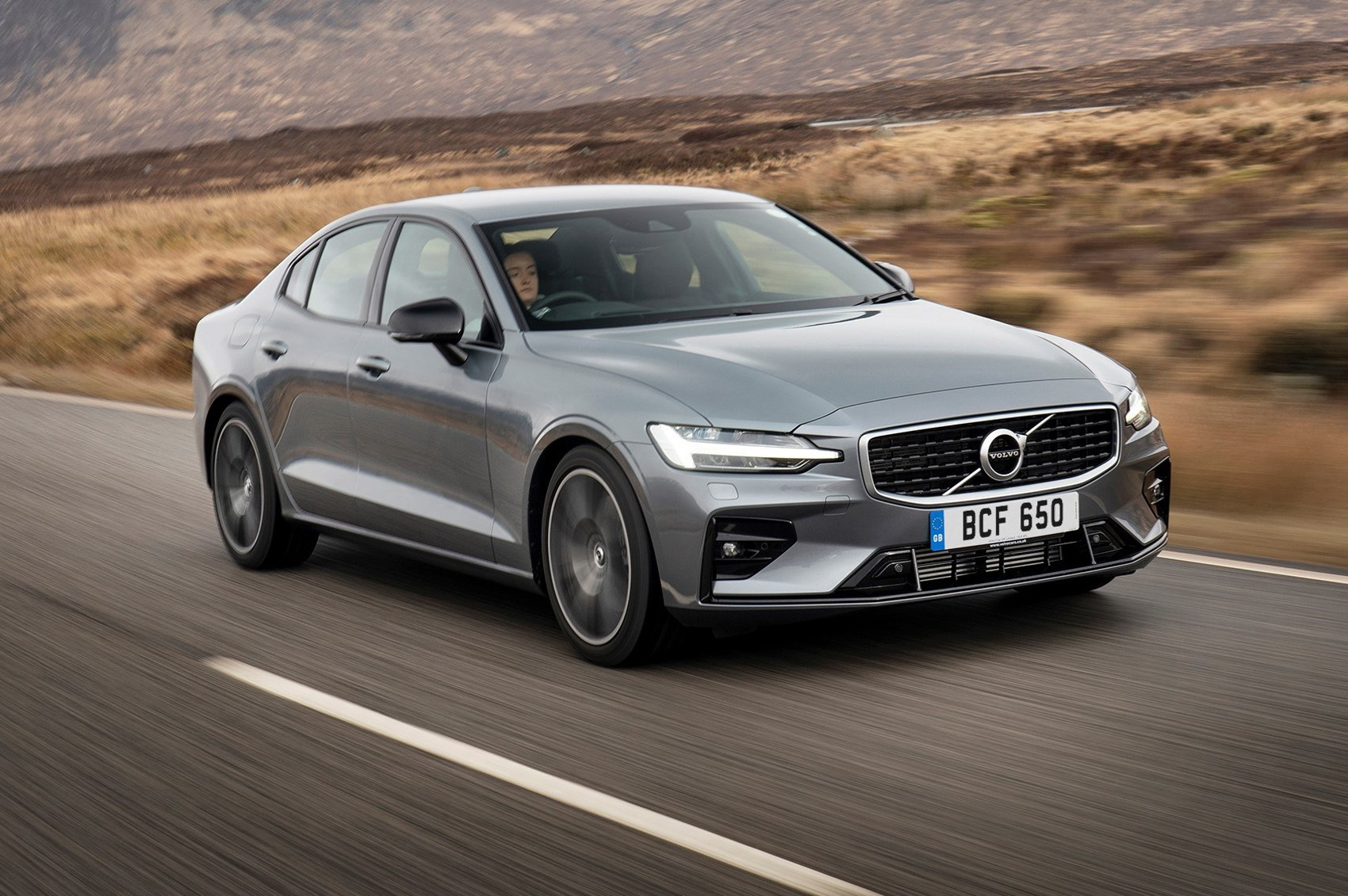 new volvo s60 review  the range  driven