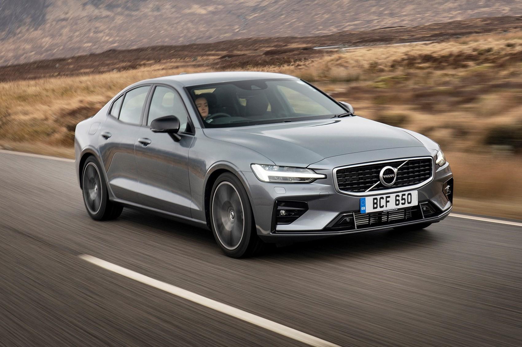New Volvo S60 review: the range, driven | CAR Magazine