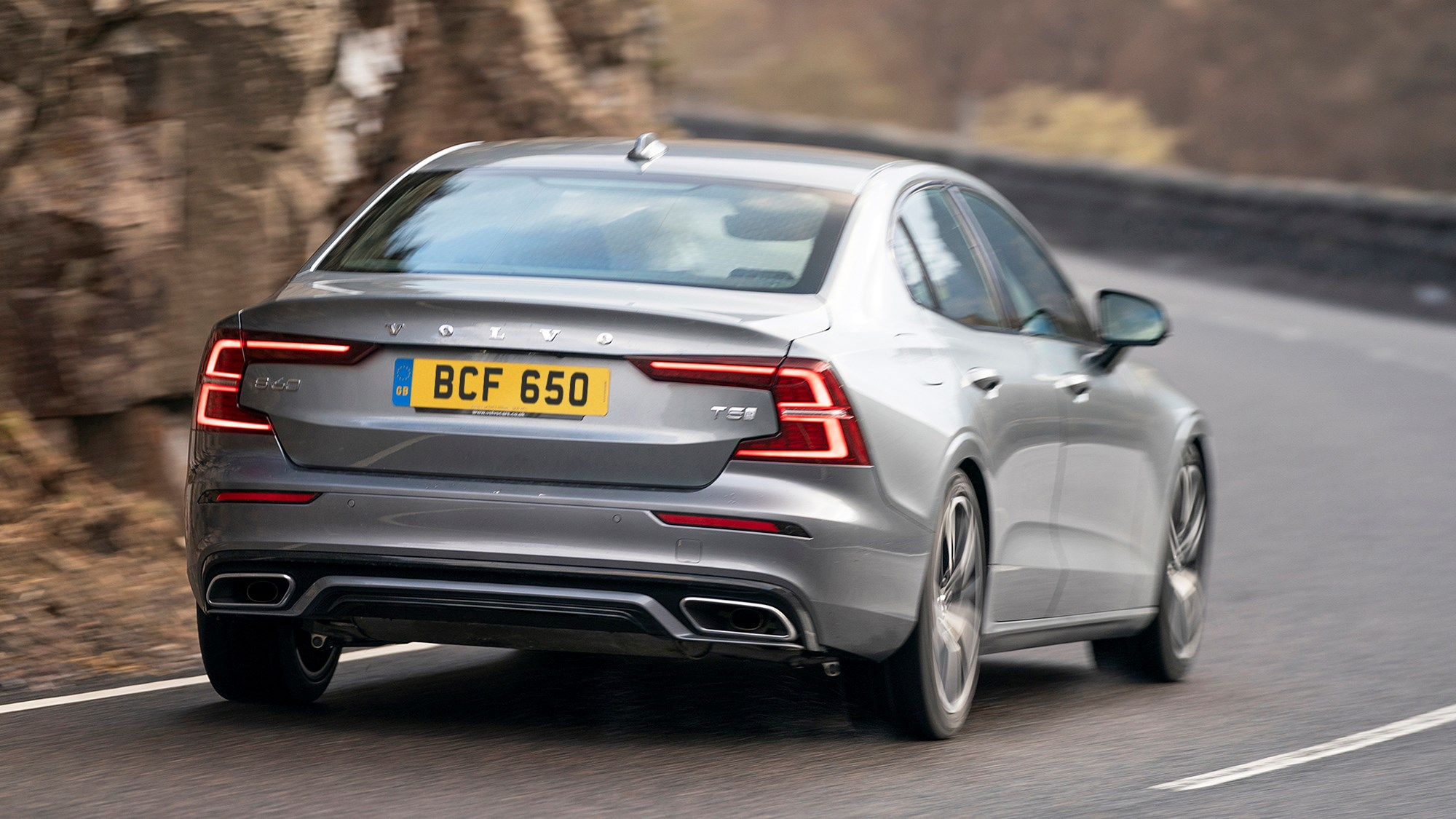 New Volvo S60 Review The Range Driven Car Magazine
