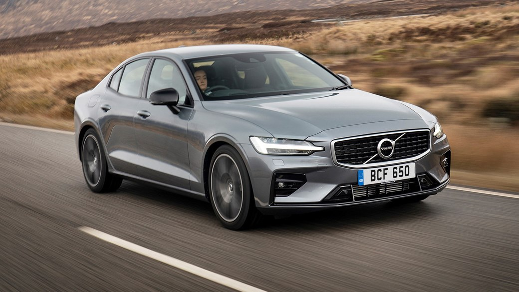 New Volvo S60 review: the best of the rest?