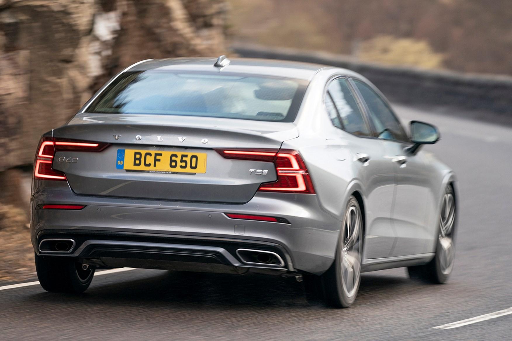 New Volvo S60 Review The Range Driven Car Magazine