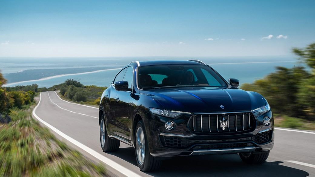 Maserati Levante S 2019 Review Granlusso Suv Driven