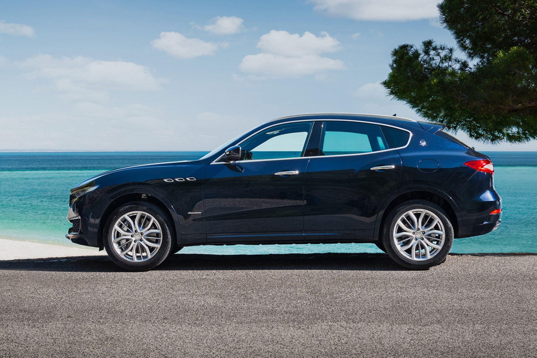 Maserati Levante S (2019) review: GranLusso SUV driven | CAR