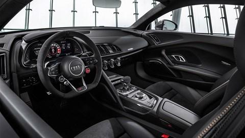 Audi R8 Decennium edition