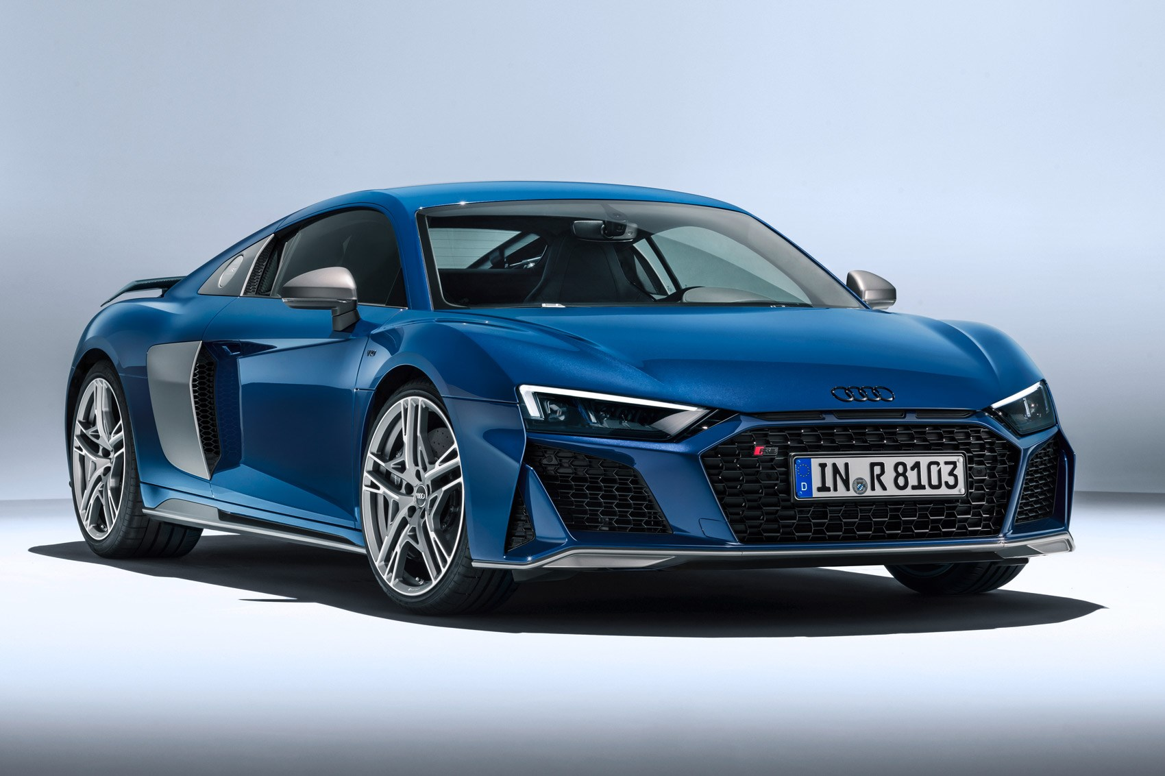 audi r8 2019 decennium edition marks a decade of v10. Black Bedroom Furniture Sets. Home Design Ideas