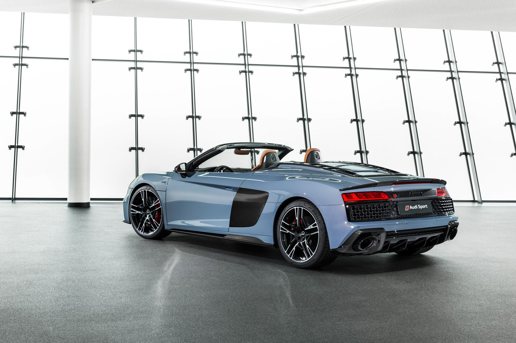Audi R8 2019 Decennium Edition Marks A Decade Of V10 Power Car