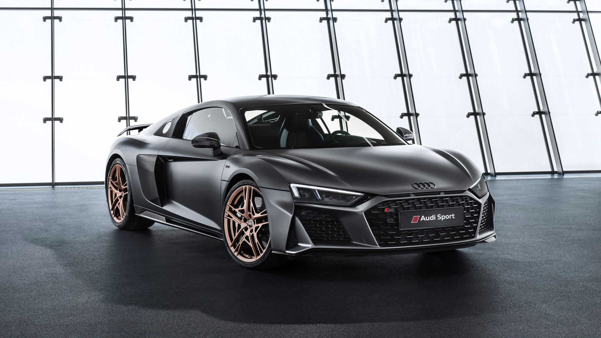Audi R8 2019 Decennium Edition Marks A Decade Of V10 Power Car