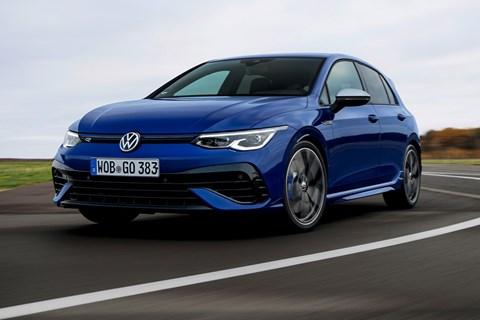 Best hot hatch 2019 VW side pan