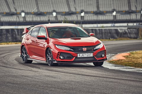 Best hot hatch 2019 civic type r