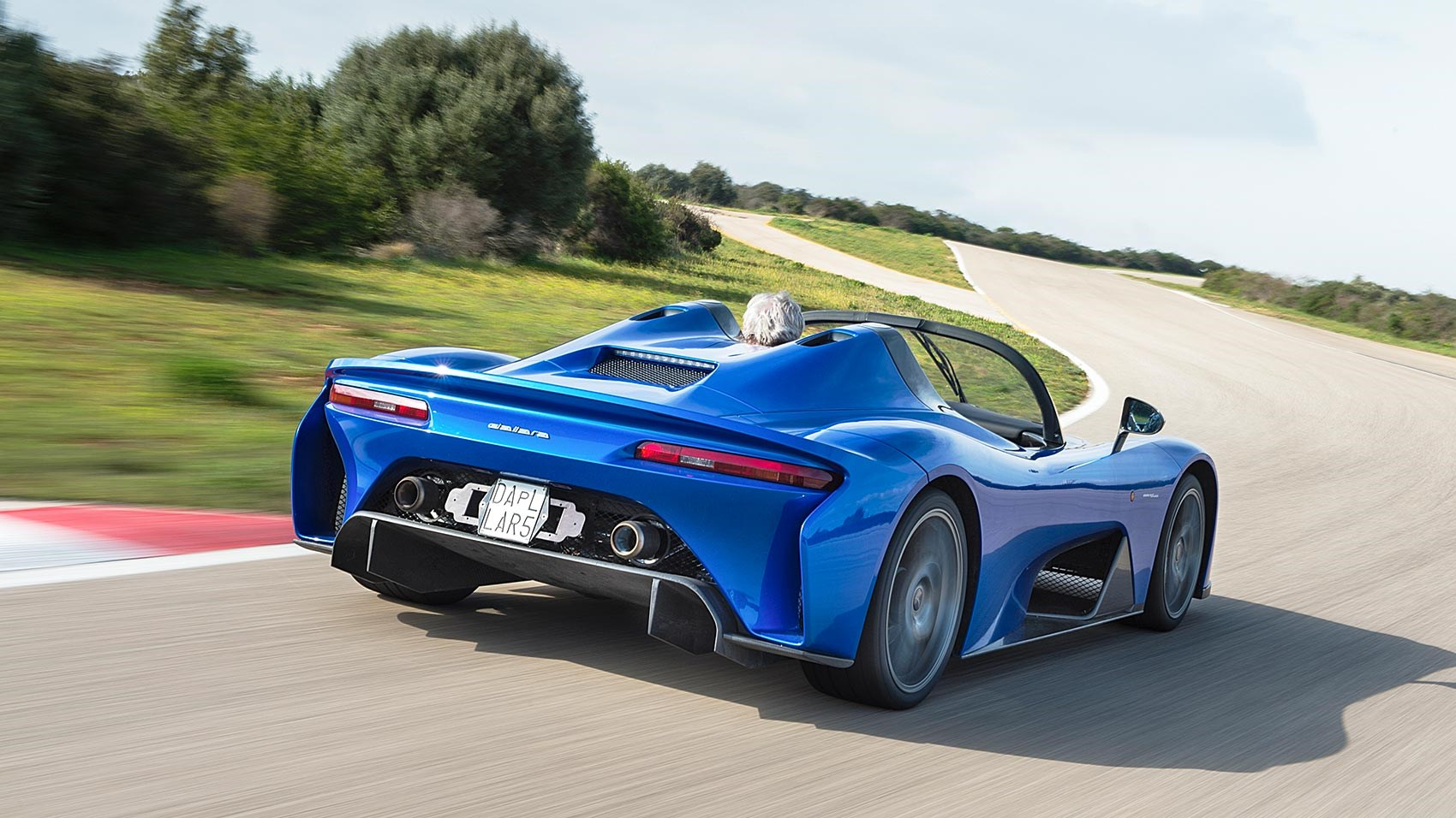 Dallara Stradale review, specs and UK prices from £166,000