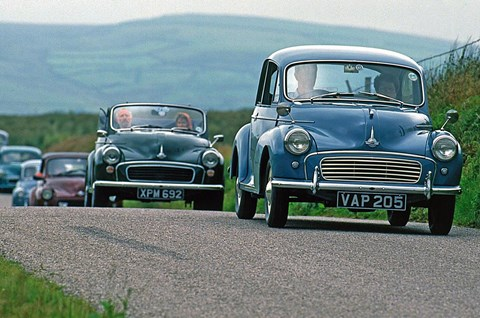 Morris Minor: a love story