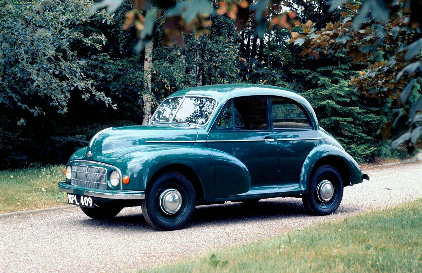 Toyota Of Murray >> Morris Minor | CAR Magazine