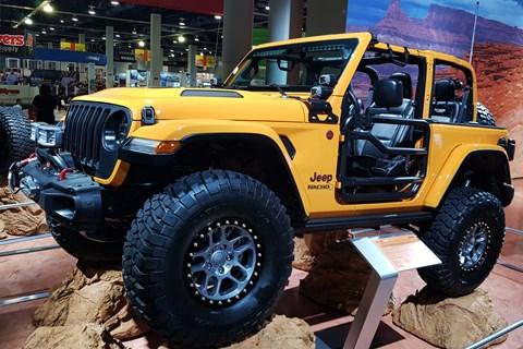 nacho jeep