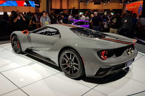 ford gt carbon