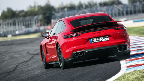 Porsche Panamera GTS (2019) review the best of both worlds