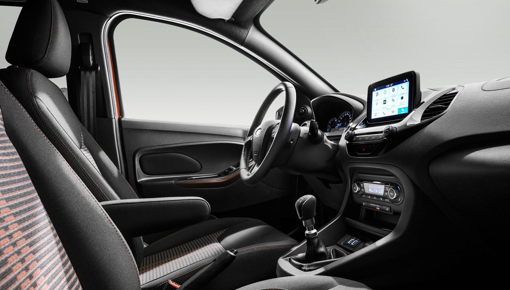 Ford Ka+ Active interior