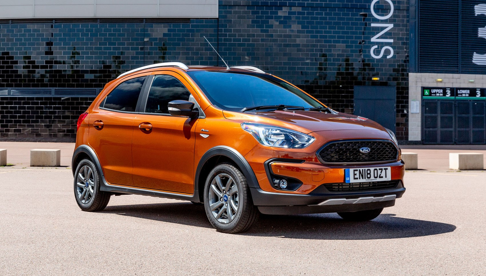 Ford Ka+ Active review | CAR Magazine