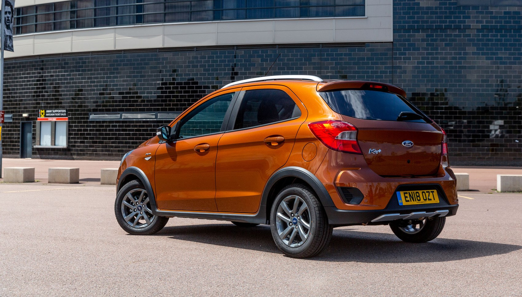 Ford Ka+ Active review | CAR Magazine