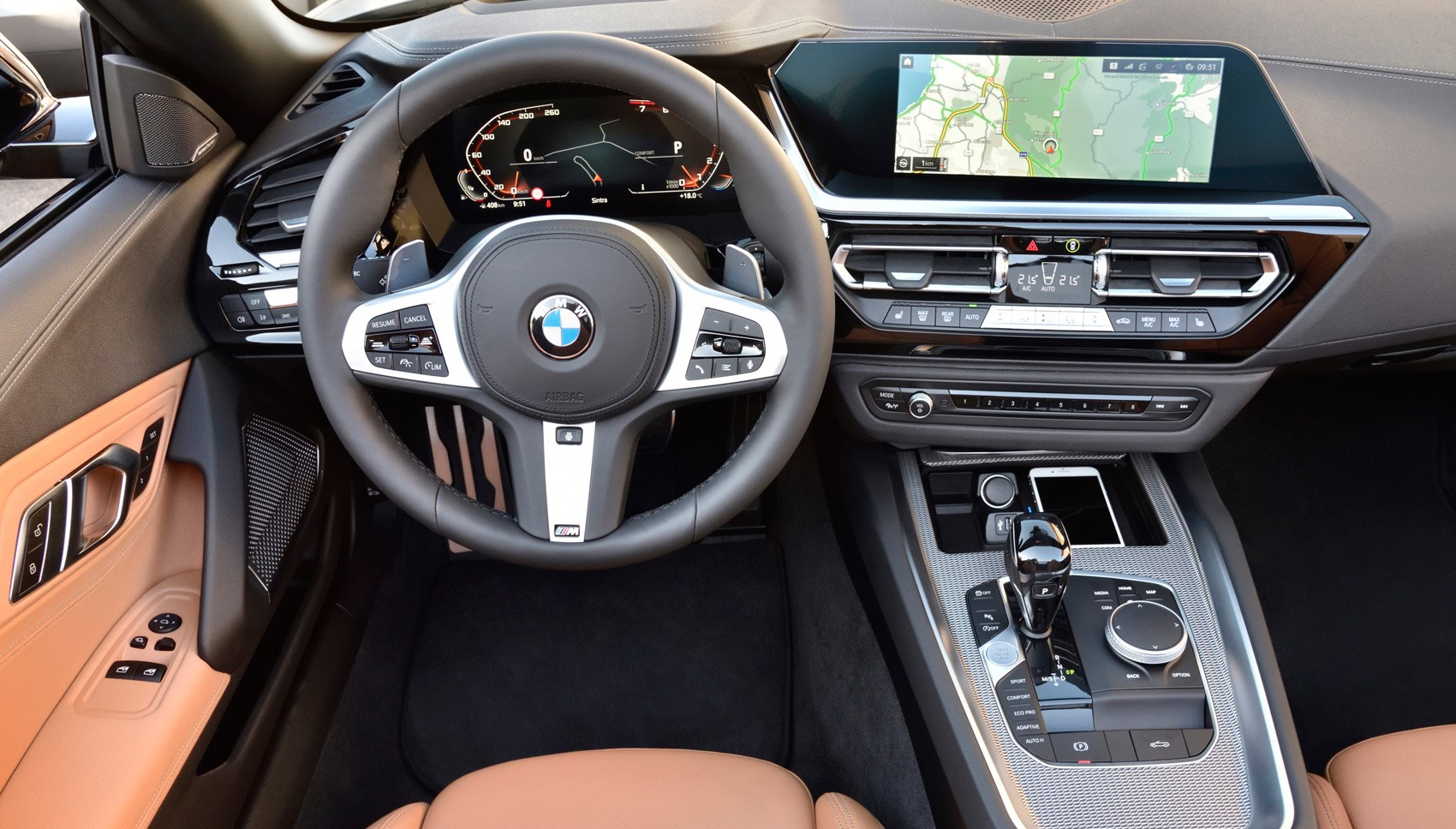 Bmw Z4 2018 Review Third Time S A Charm Car Magazine