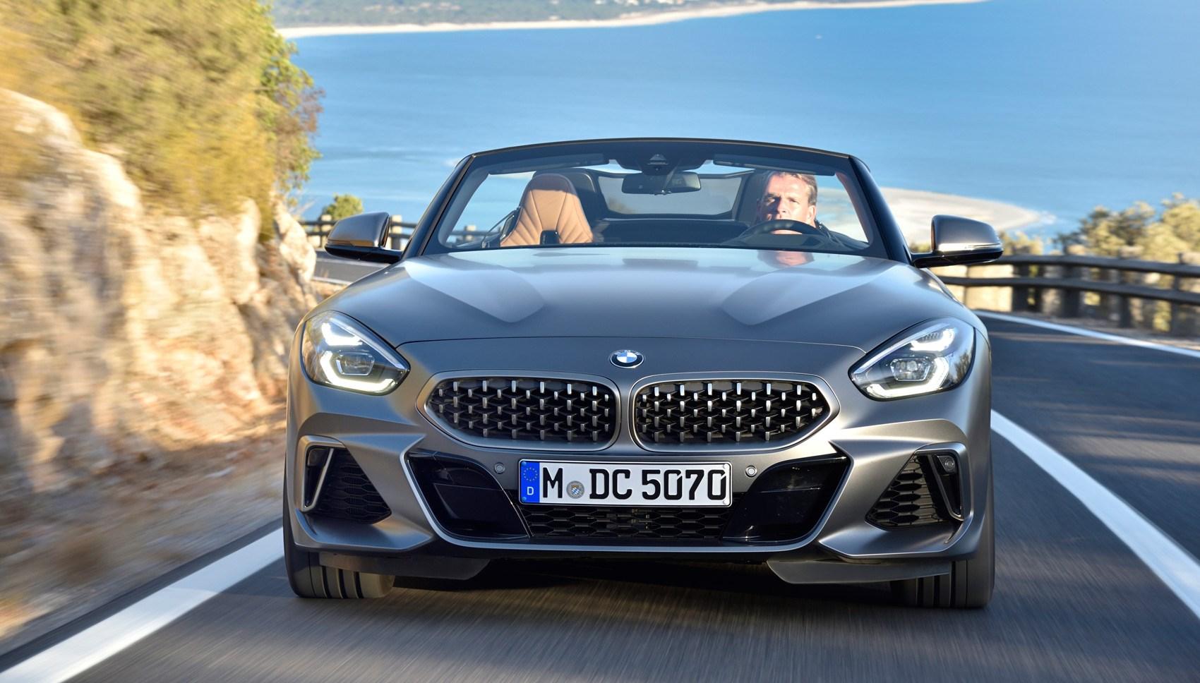Bmw Z4 2018 Review Third Time S A Charm Car Magazine