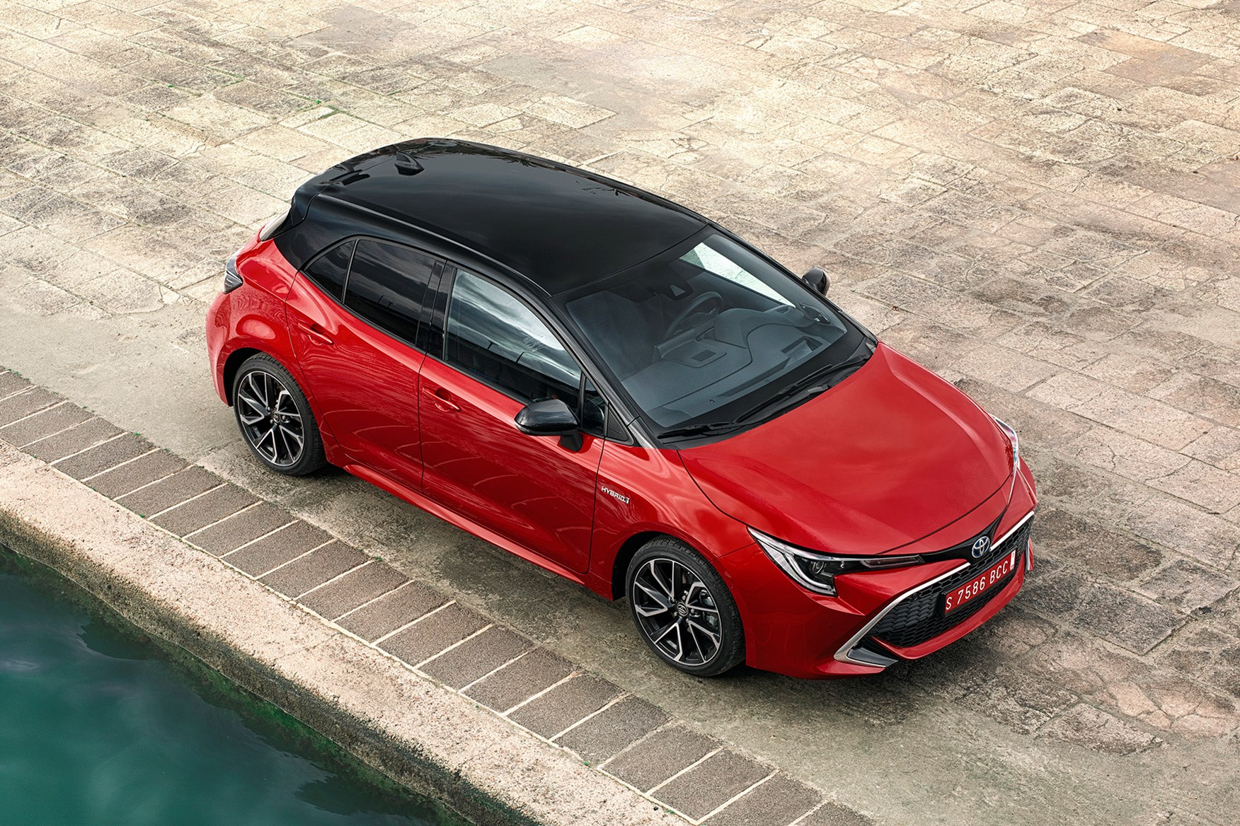 Toyota Corolla Hybrid Review Car Magazine